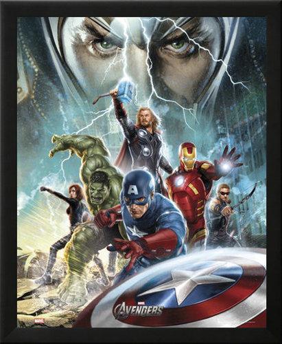 Avengers Wall Art