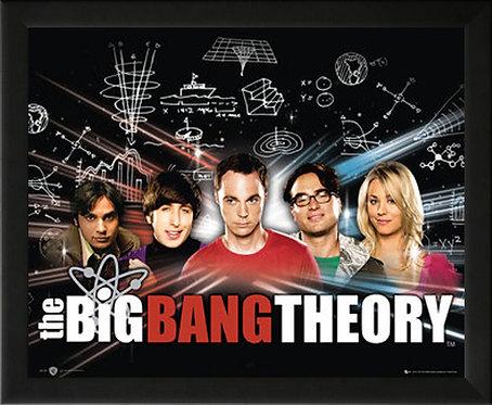 The Big Bang Theory Wall Art