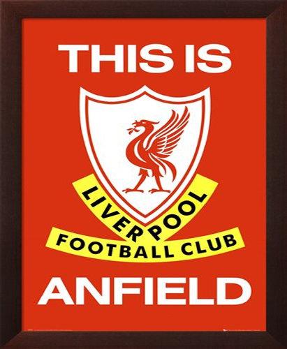 Liverpool FC Wall Art