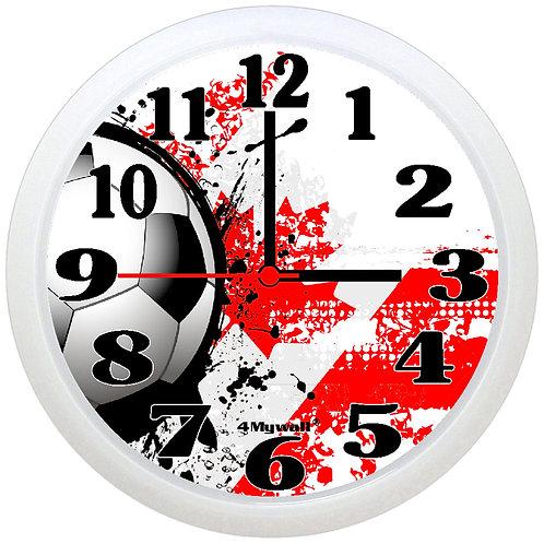 Canada football wall clock