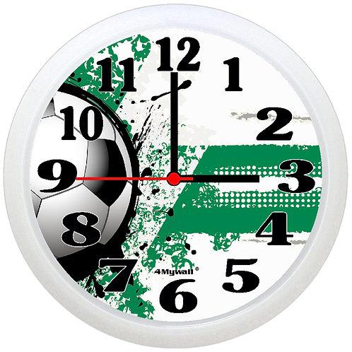 Nigeria Football Wall Clock