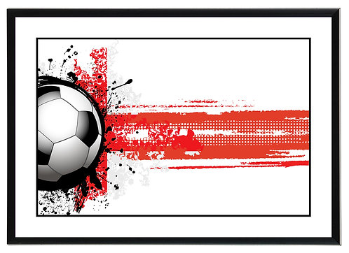 England Football Wall Art