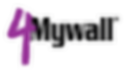 4mywall logo