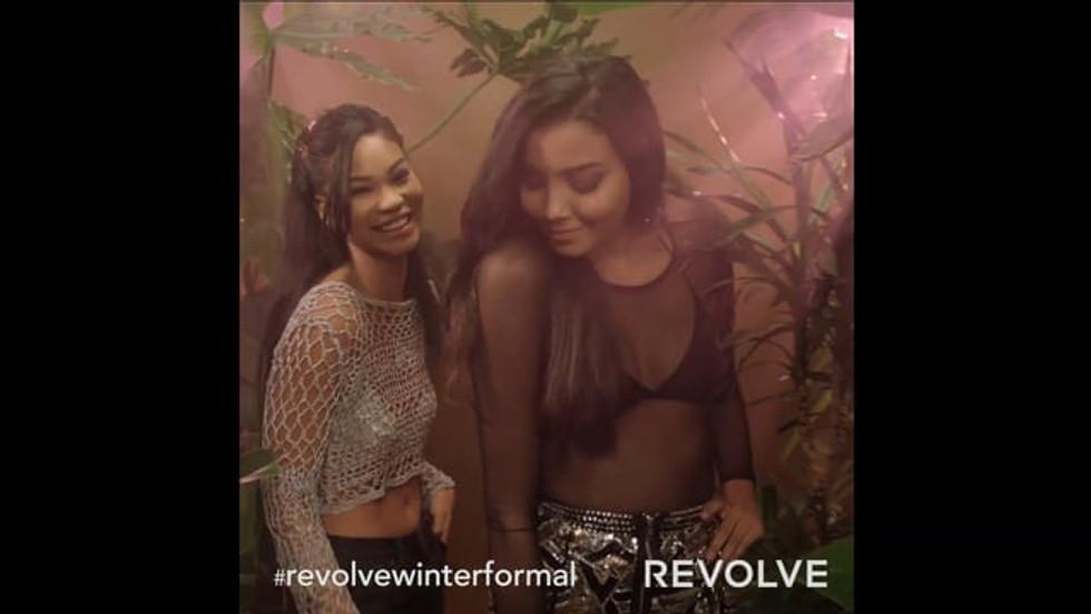 Revolve // Instagram Experiential