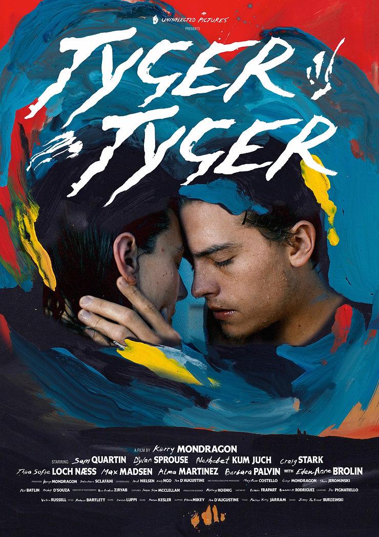 Tyger Tyger movie poster