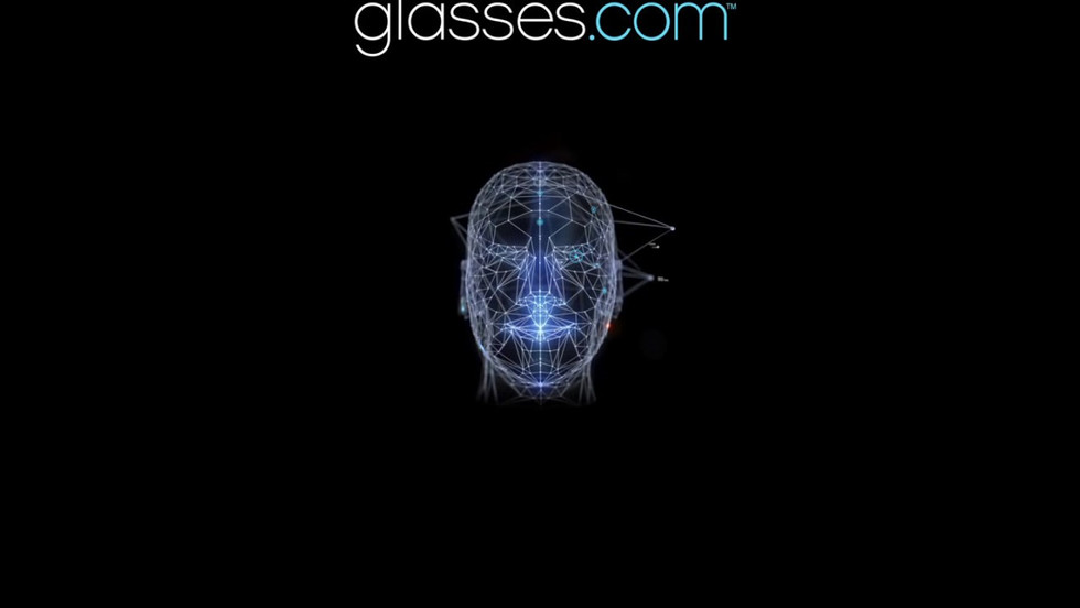 Glasses.com // Experiential