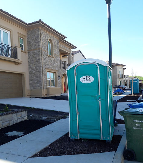 Portable Toilet Rent Seasonal: ballfields, golf courses, parks, marinas Pittsburg CA