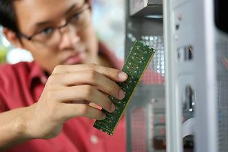 PC Service Center Repair Request in Richmond CA