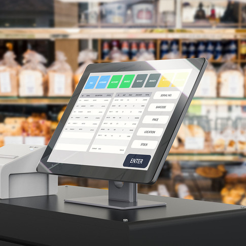 retail Point of Sale POS Network Wifi installation Richmond CA