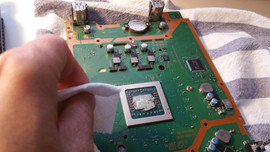 PS4 Xbox heatsink repair Fan cleaning Berkeley CA, El Cerrito CA