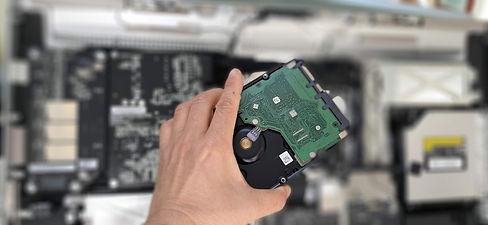 desktop PC, Imac hard drive replacement