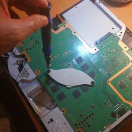 Playstation 4 repair fix El Sobrante CA.