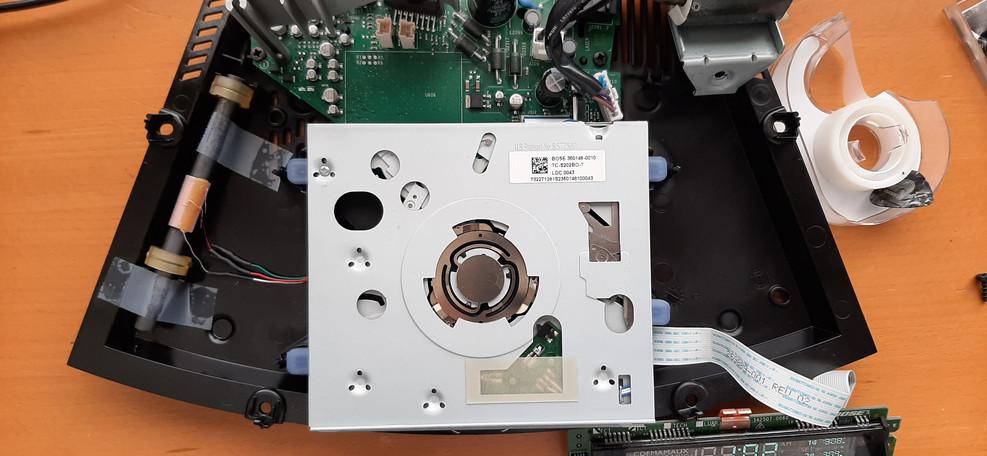 Menlo Park CA BOSE Wave Music System repair near me 510-684-7207