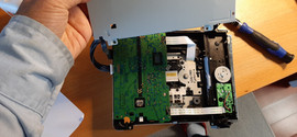 xbox 360 DVD replacement repair Richmond