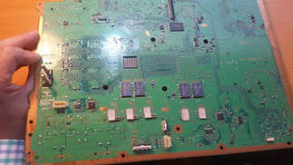 Overheating problem PS3 PS4 Nitendo game console repair fix