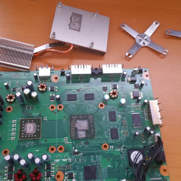 Playstation 4 Blu-ray disc driver repair