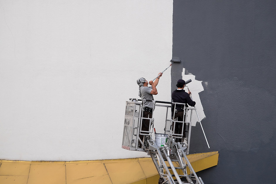 Commercial painting interior decoration wall paint colors painter San Leandro CA