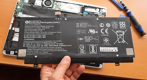 •Sony Laptop New battery replacement •Toshiba Laptop New battery replacement Richmond CA, El Sobrante CA