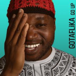 Gotaflika Go Up Album Cover Art Official