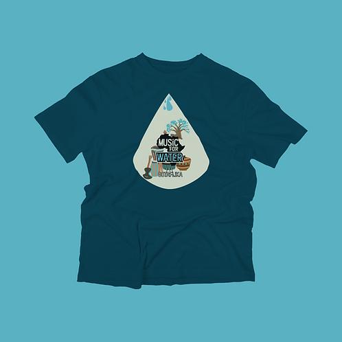 Gotaflika Music for Water T-Shirt