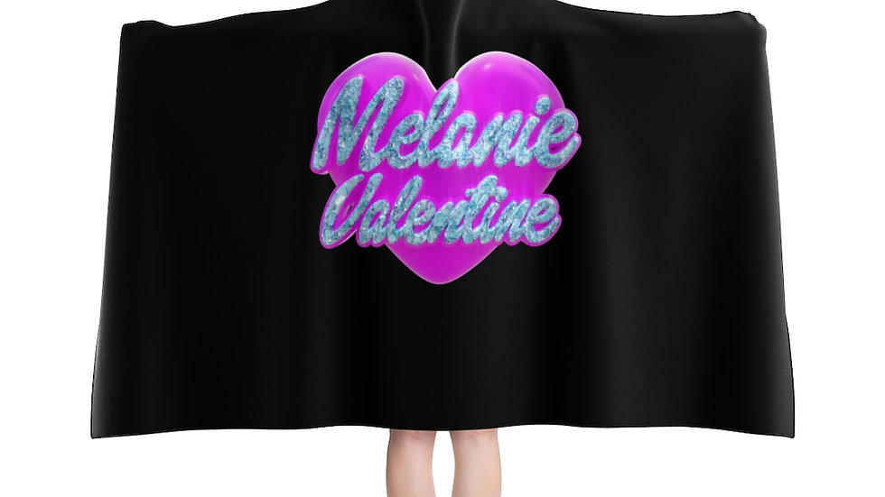 Deluxe Logo Hooded Blanket