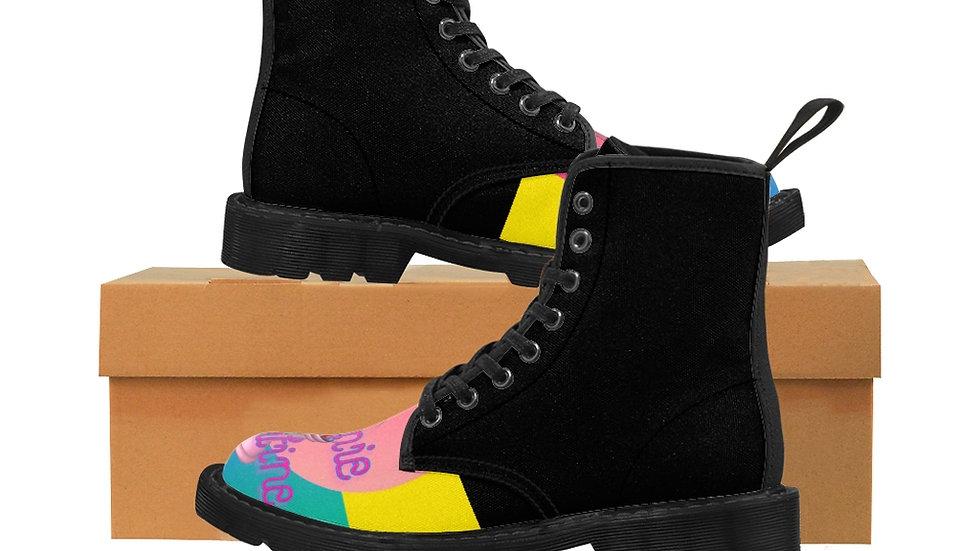 Bubblegum Pop Boots