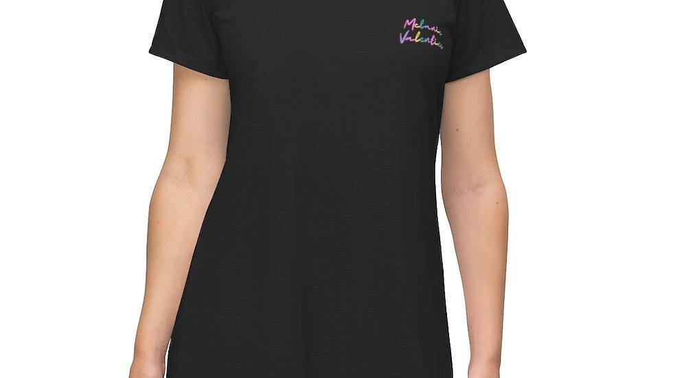 Dark Side Pastel Dreamer Collection T-Shirt Dress