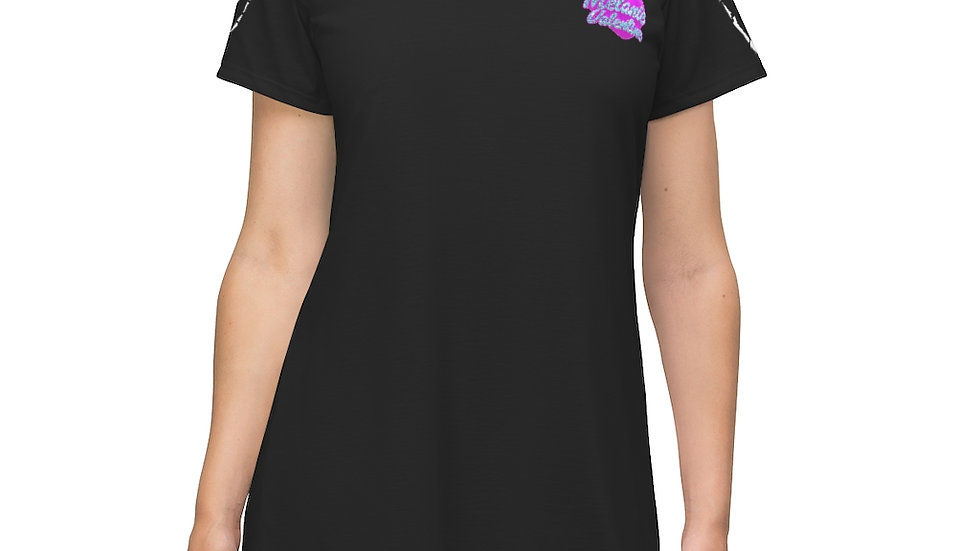 Deluxe Logo Tshirt Dress