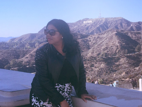 I'm in LA LA Land