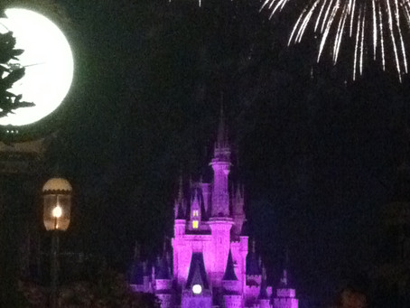 """When You Wish Upon A Star..."""