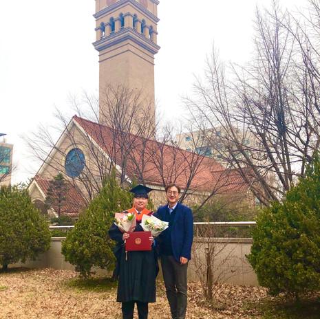 (축) 이상우 석사 졸업