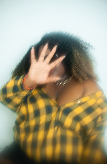 Blurred shot