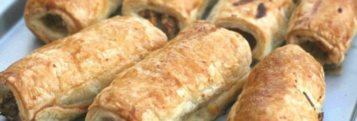 Chicken Sausage Rolls (8xlarge)