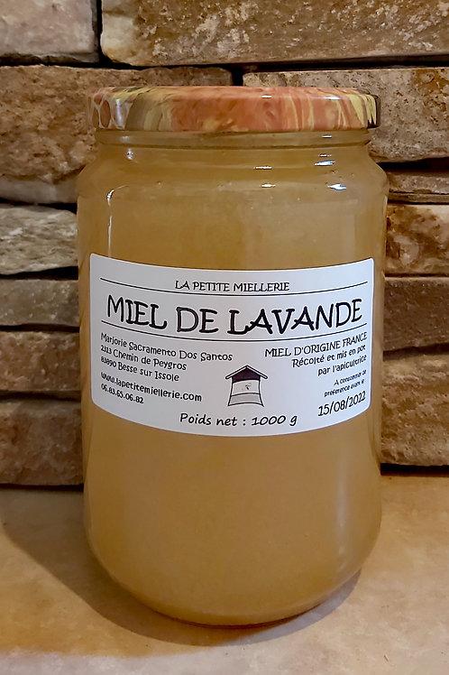 Miel de lavande 1000 g
