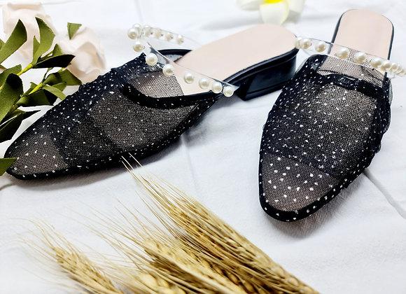 [DRMS-011] Giày ngọc trai nữ