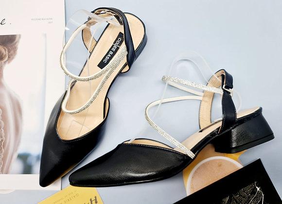 [DRMS-024] Giày sandal mũi nhọn