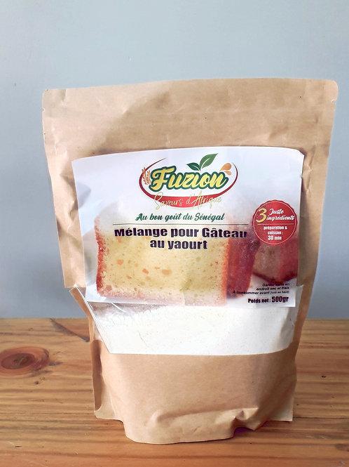 Mélange à gateau au yaourt Fuzion