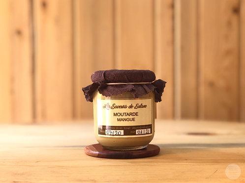 Moutarde à la mangue Saveurs de Salane