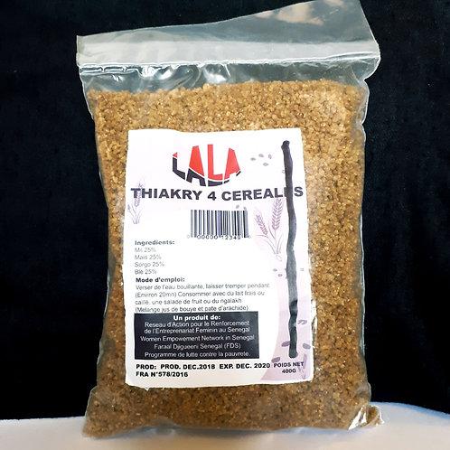 Tiacry aux 4 céréales Lala