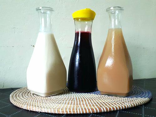 Jus locaux (bouye, bissap, gingembre) Coco traiteur