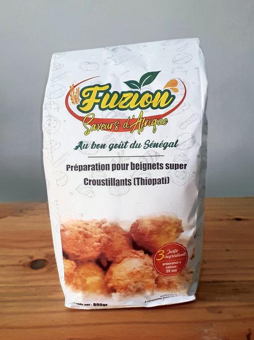 Mélange à beignets tiopati Fuzion