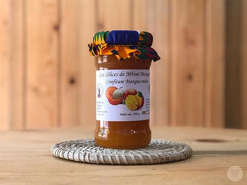 confiture mangue-melon Mbiné Mangouné
