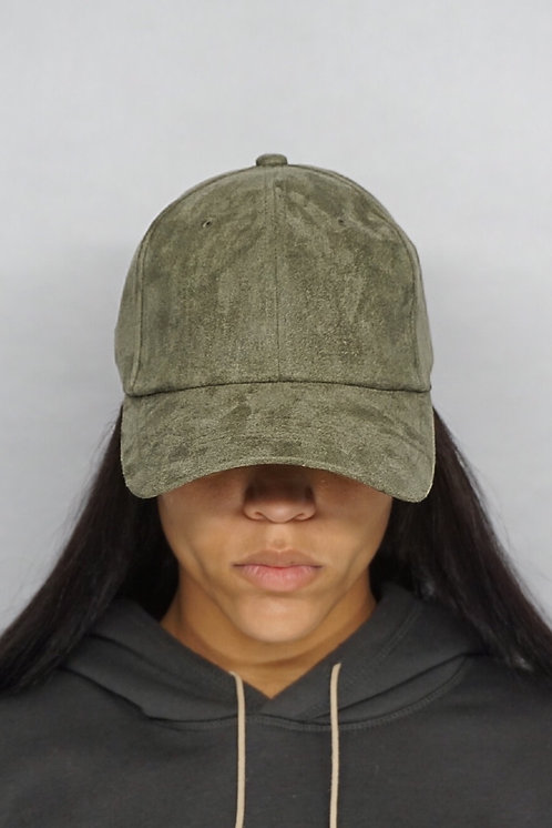 Military Suede Hat