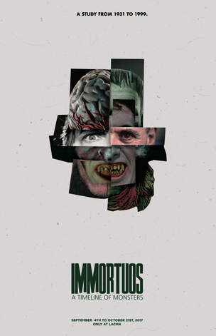 Immortuos: A timeline of monsters poster
