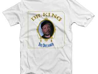 MATERIALISM RELEASES - 1ST OF BHM COLLECTION - DR. KING THE DREAMER T