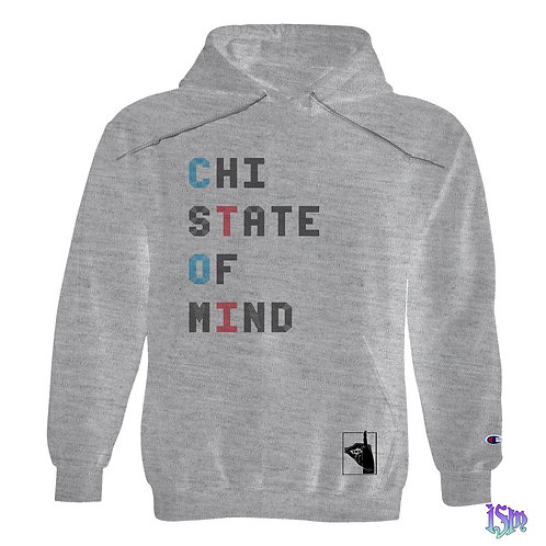 CHI STATE OF MIND CHAMPION HOODIE