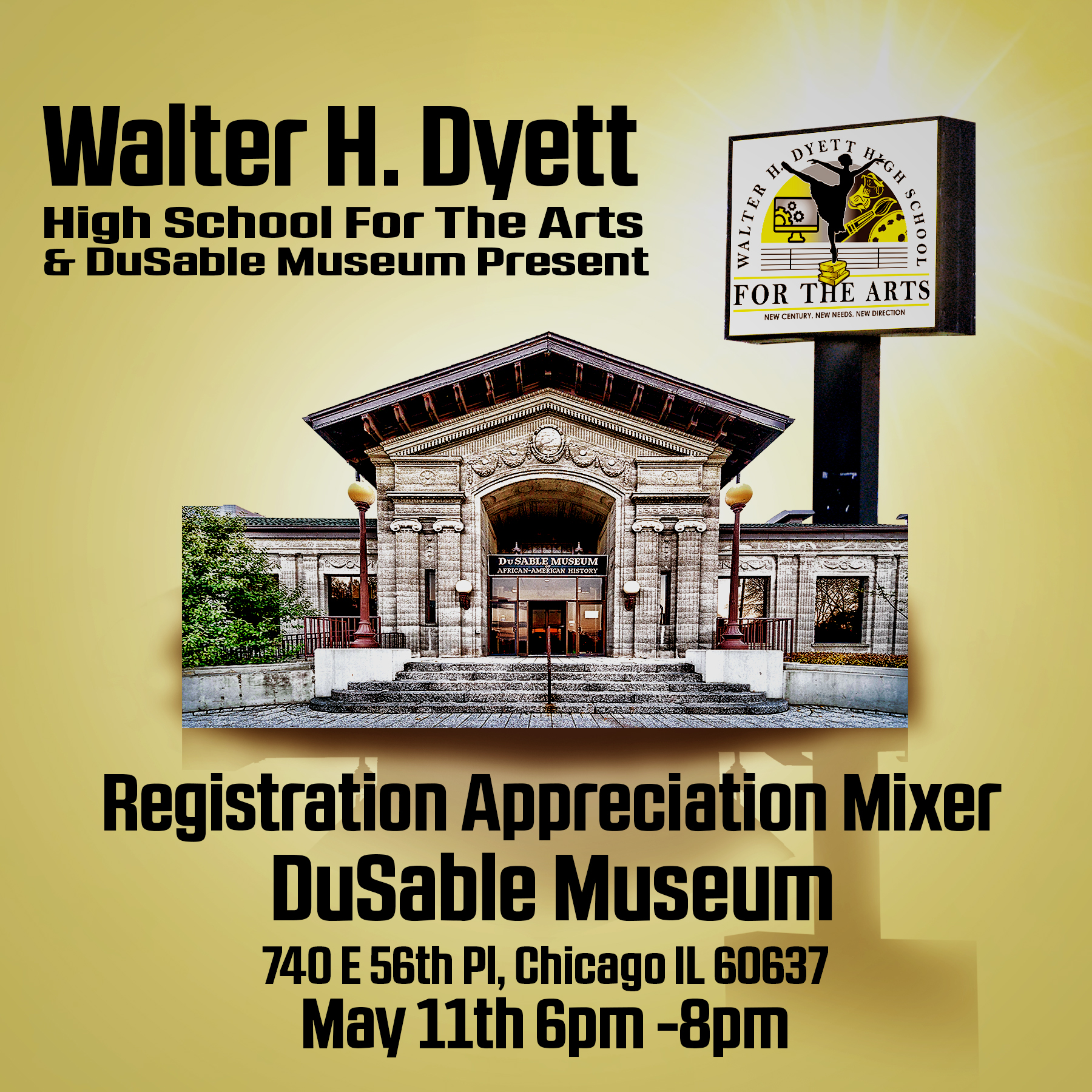 Dyett Registration Appreciation 1