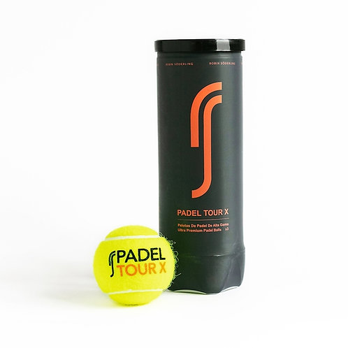 RS PADEL TOUR X Bollar