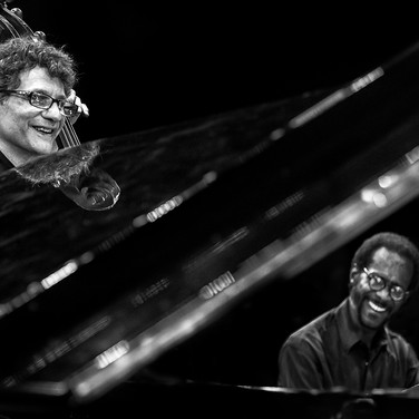 John Patitucci and Brian Blade