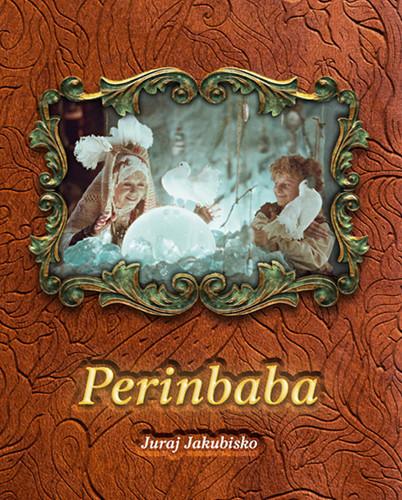 Kniha Perinbaba